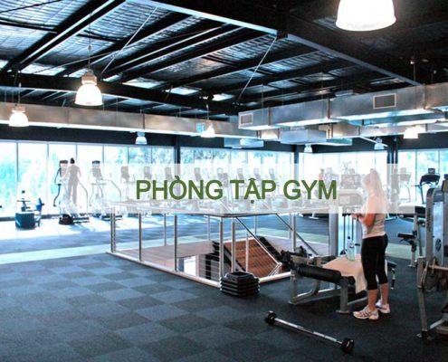 Gym club Ecopark