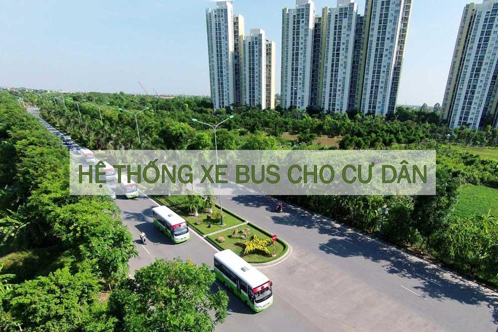 Hệ thống xe bus Ecopark