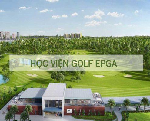 Học viện golf EPGA Ecopark