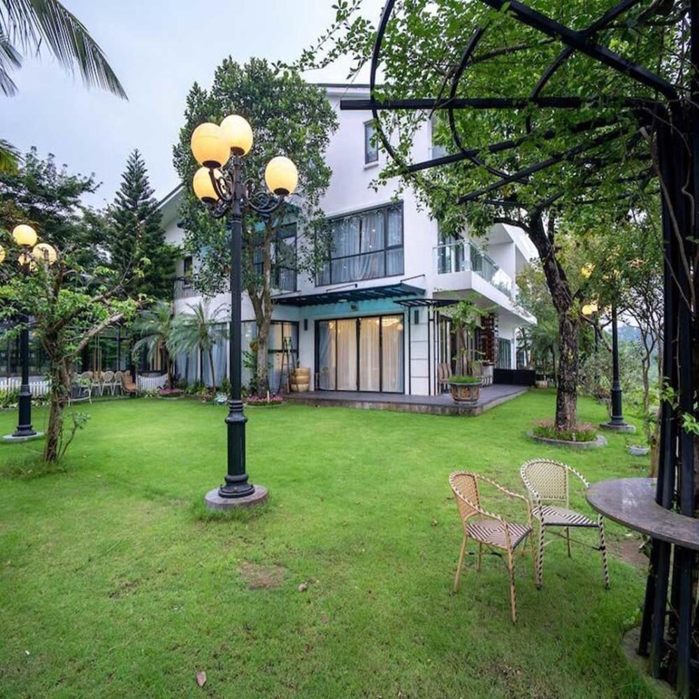 Cho Thuê Biệt Thự đơn Lập Ecopark