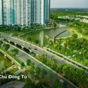 Cầu Chử Đồng Tử Ecopark