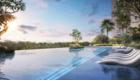 Bể Bơi Tầng 3 Sky Oasis Ecopark