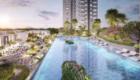 Bể Bơi Tầng 3(02) Sky Oasis Ecopark