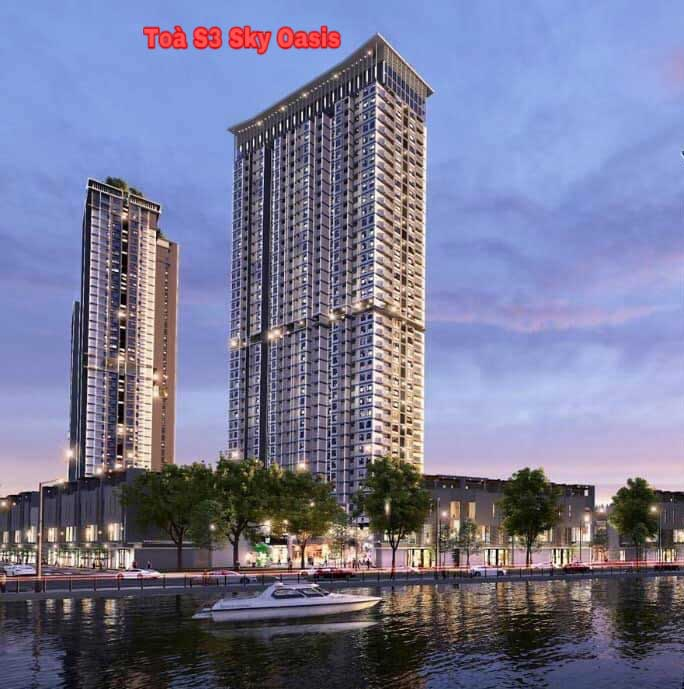 S3 Chung Cư Sky Oasis