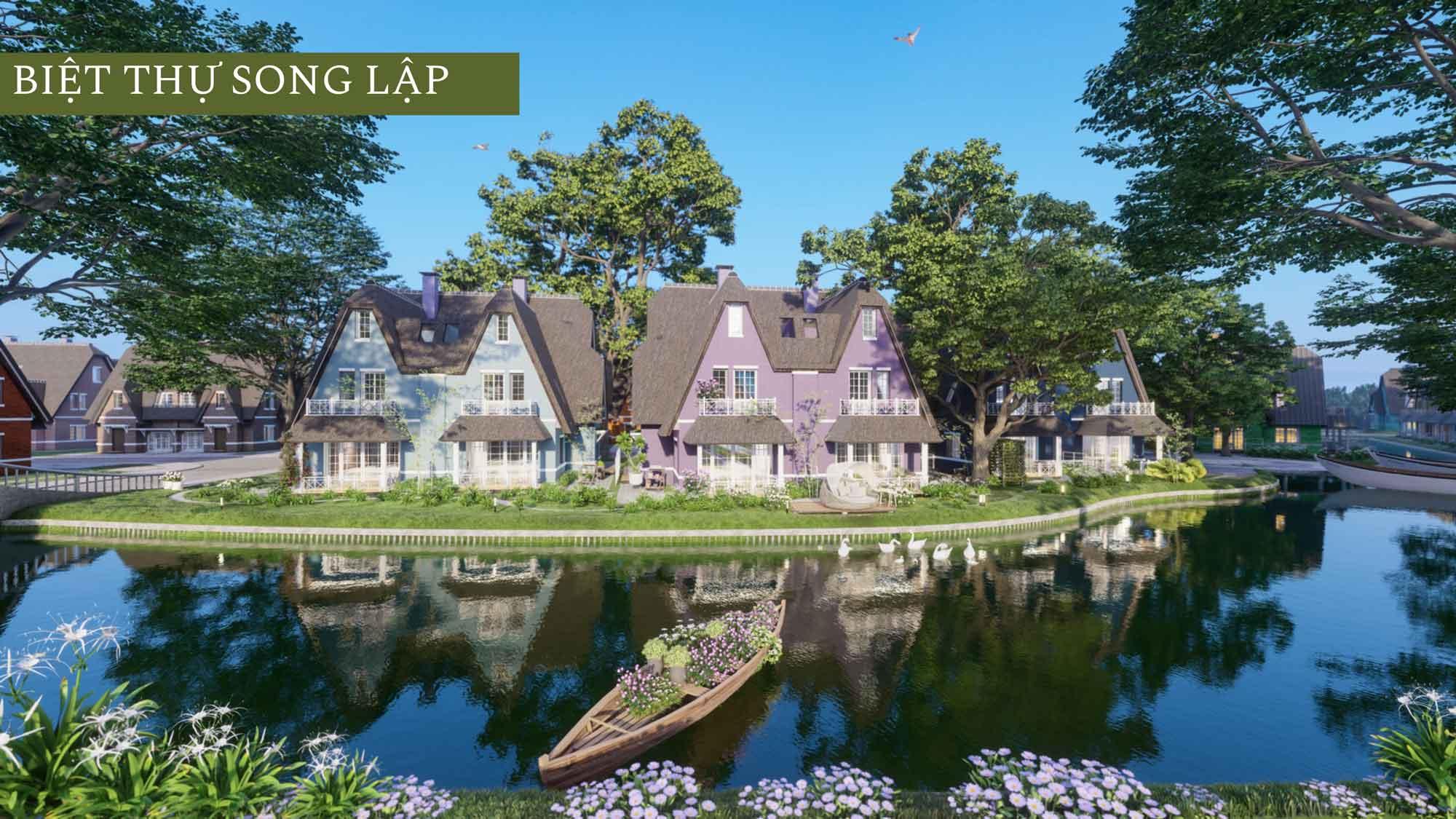 Biệt-thự-song-lập-làng-Hà-Lan-Ecopark