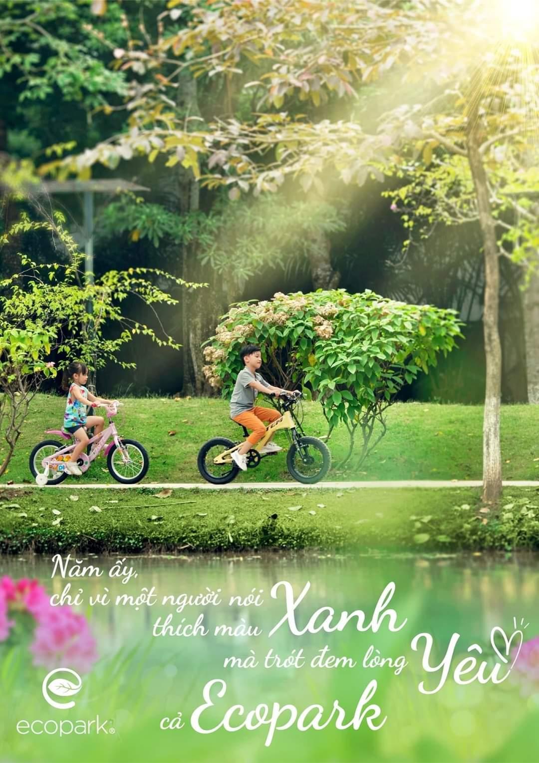 Ecopark Miền đất Yêu Thương