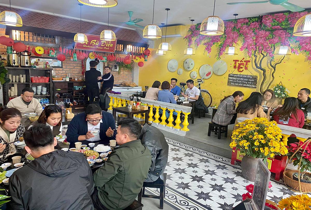 nhà hàng, quán ăn Vinhomes Ocean Park 01
