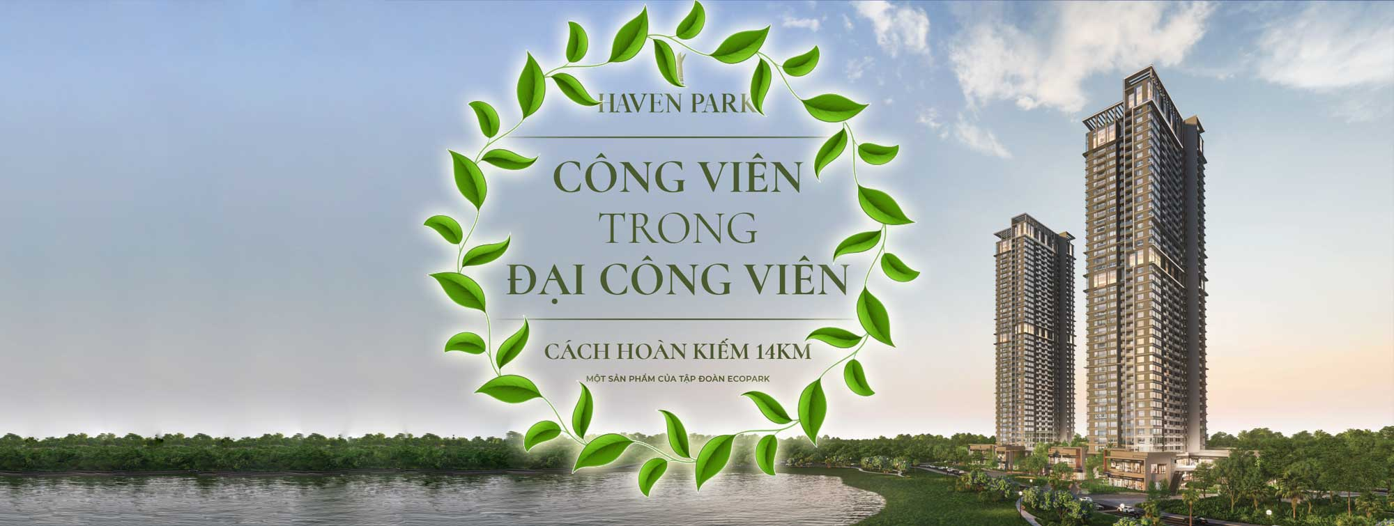 Chung cư Haven Park Ecopark-Banner
